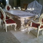 Minerva Dining Set