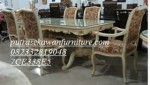 Scrool Dining Set