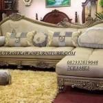 Sofa Mewah Sudut