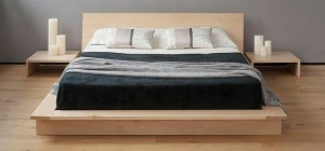 Tempat Tidur Minimalis Japan