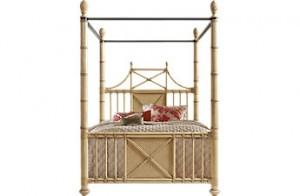 Tempat Tidur Minimalis Canopy Bamboo