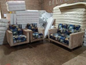 Set Sofa Minimalis Scandinavian
