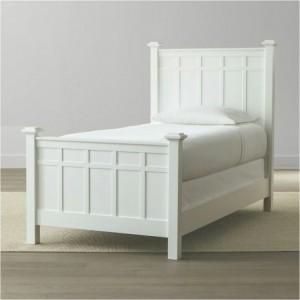 Tempat Tidur Anak White Duco