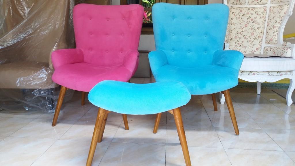 Kursi sofa santai murah