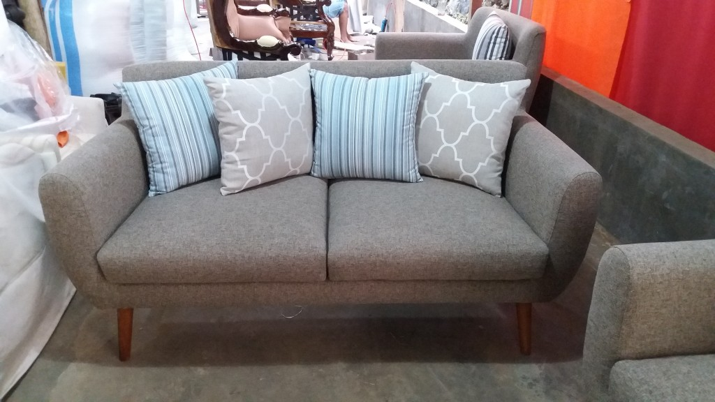 Sofa  Scandinavian 2 setaer